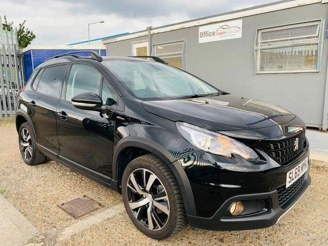 2019 Peugeot 2008 SUV 1.2 PureTech GT-Line (110bhp) EAT6 (69 reg)