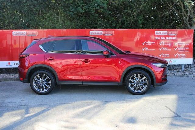 2019 Mazda CX-5 2.2TD GT Sport (NAV+) Auto (69 reg)