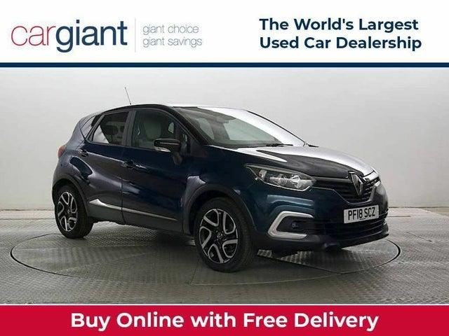 2018 Renault Captur 1.5dCi Iconic (18 reg)
