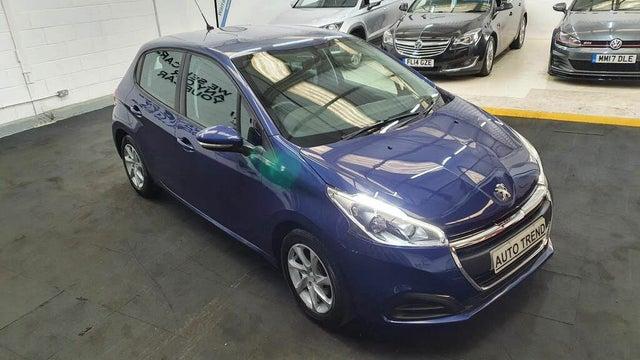 2016 Peugeot 208 1.2 PureTech Active (82bhp) 5d (16 reg)