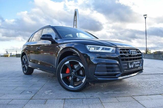 2019 Audi Q5 2.0 40 TDI Black Edition (s/s) (Z4 reg)
