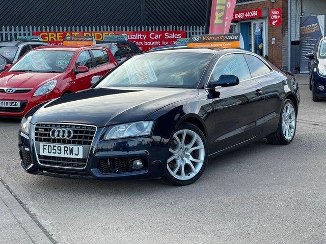 2010 Audi A5 2.0TD Sport (168bhp) 2d (59 reg)