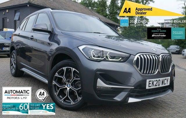 2020 BMW X1 (20 reg)