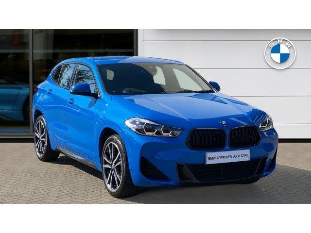 2021 BMW X2 1.5 xDrive25e M Sport (21 reg)