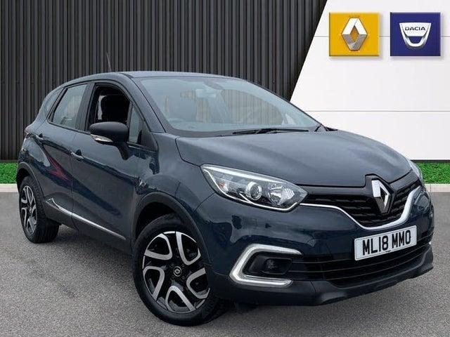 2018 Renault Captur 0.9 TCe Dynamique Nav (18 reg)