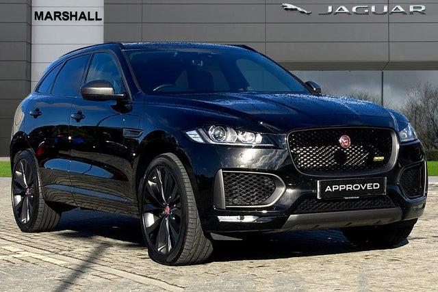 2019 Jaguar F-PACE 2.0i 300 Sport (69 reg)