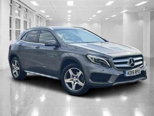 2015 Mercedes-Benz GLA-Class 2.0 AMG Line (Premium Plus) (15 reg)