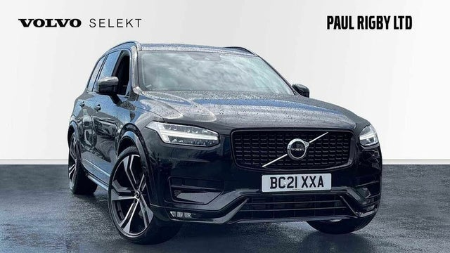 2021 Volvo XC90 2.0 B5 R-Design Pro (21 reg)