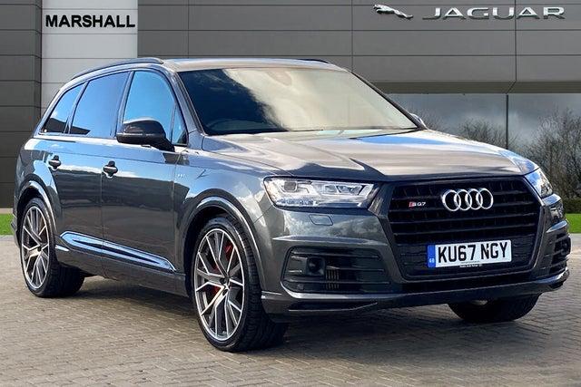 2017 Audi SQ7 4.0TDI (67 reg)
