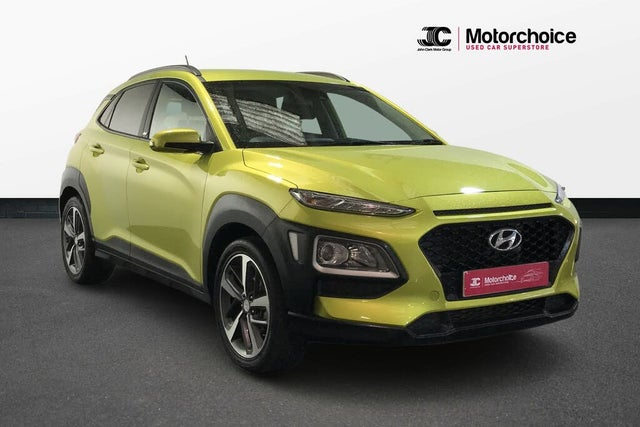 2020 Hyundai Kona 1.0 T-GDi PLAY (70 reg)