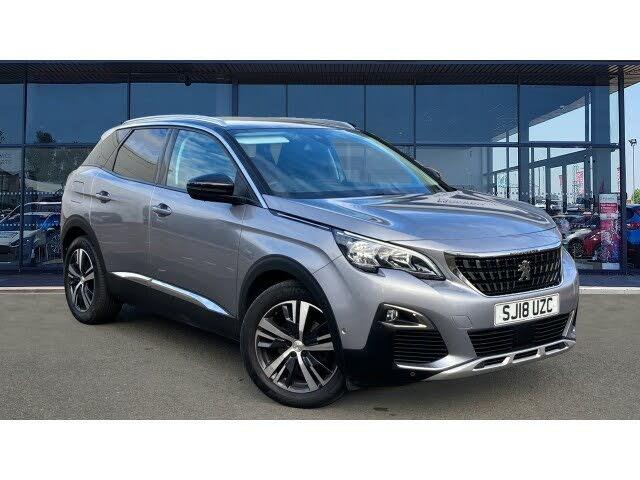 2018 Peugeot 3008 SUV 1.2 PureTech Allure (18 reg)