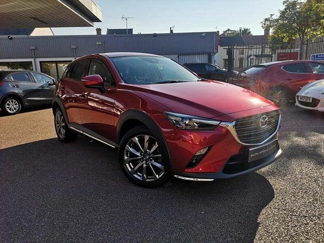 2019 Mazda CX-3 2.0 Sport Nav+ (121ps) (2WD)(s/s) Auto (19 reg)