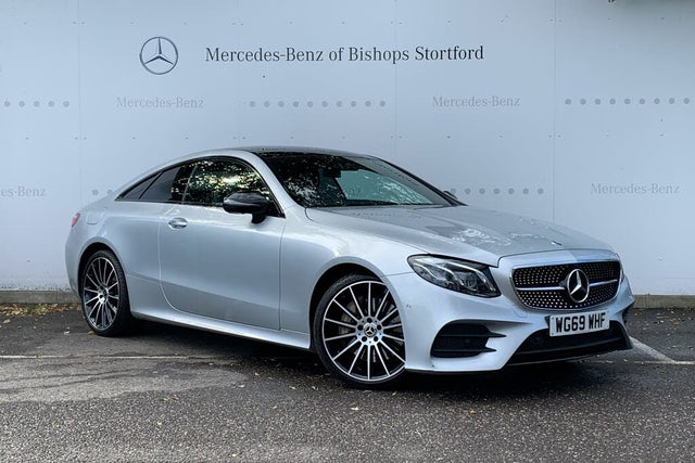 2020 Mercedes-Benz E-Class 2.0 E350 AMG Line (Premium Plus)(s/s) Coupe (69 reg)