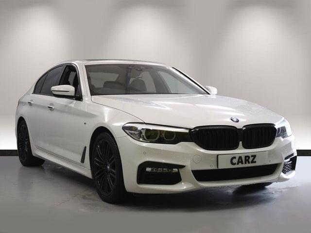 2017 BMW 5 Series 3.0TD 530d M Sport Saloon 4d (17 reg)
