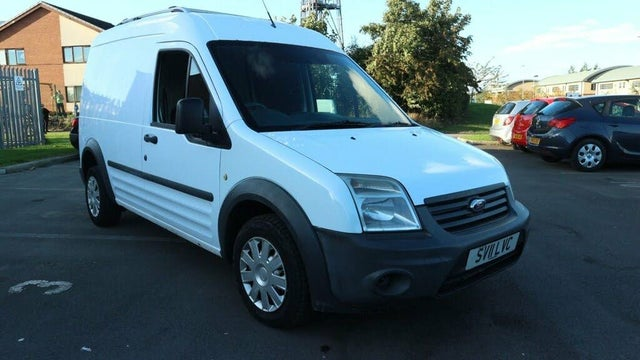 2011 Ford Transit Connect 1.8TD T230 LWB (90PS) High Roof DPF (11 reg)