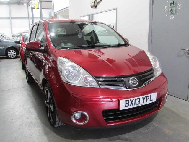 2013 Nissan Note 1.6 N-TEC + auto (13 reg)