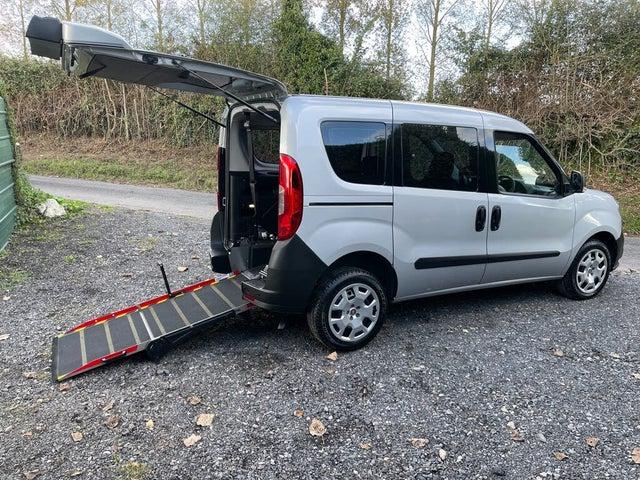 2017 Fiat Doblo 1.4 Pop (17 reg)