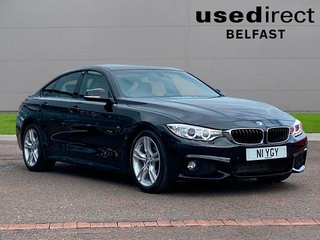2015 BMW 4 Series 2.0TD 420d M Sport (184bhp) (s/s) Gran Coupe 5d Auto (15 reg)