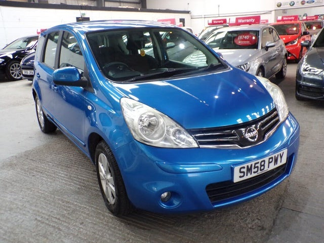 2009 Nissan Note 1.4 Acenta (58 reg)