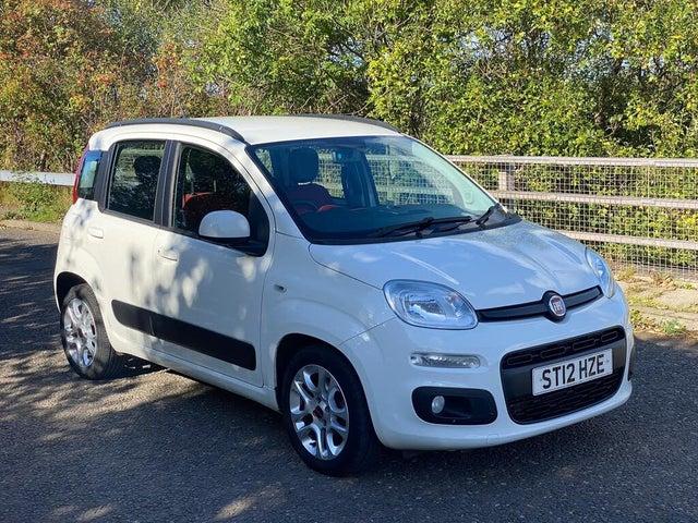 2012 Fiat Panda (12 reg)