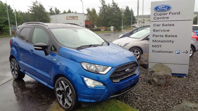 2020 Ford EcoSport 1.0T ST-Line (125ps) (69 reg)