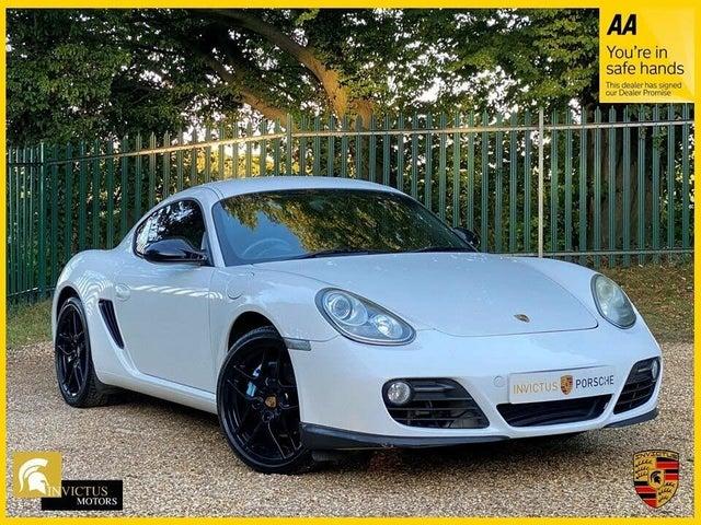 2011 Porsche Cayman 2.9 PDK (61 reg)