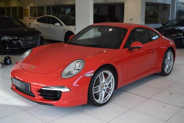 2012 Porsche 911 3.8 Carrera S (400bhp) Coupe (02 reg)