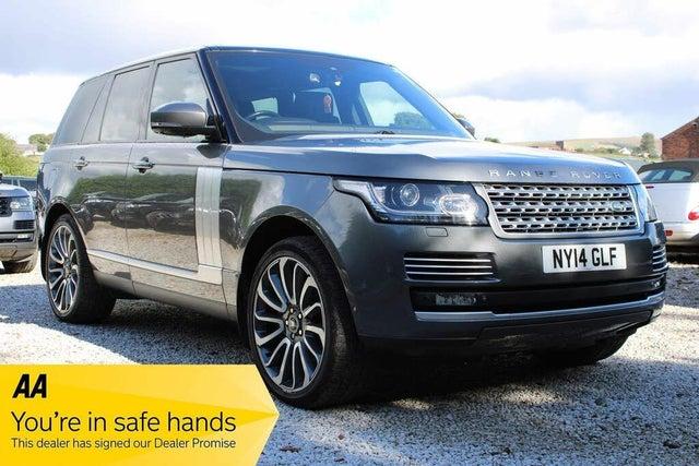 2014 Land Rover Range Rover 4.4 SDV8 Autobiography (s/s) Station Wagon (14 reg)