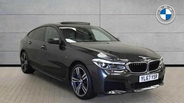2018 BMW 6 Series 2.0 630i M Sport (67 reg)