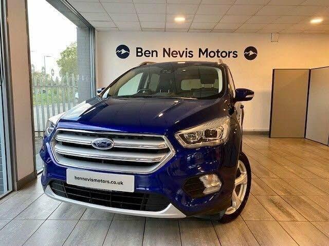 2018 Ford Kuga 1.5T ST-Line X (150ps) (18 reg)
