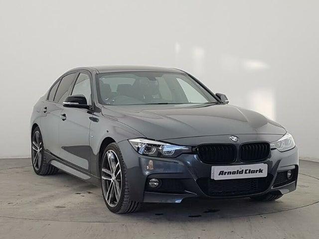 2018 BMW 3 Series (68 reg)