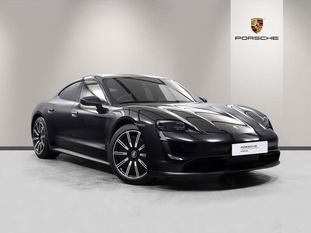 2020 Porsche Taycan (70 reg)