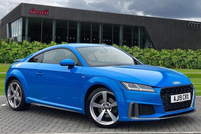 2019 Audi TT Coupe (19 reg)