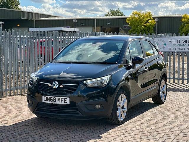 2018 Vauxhall Crossland X (68 reg)