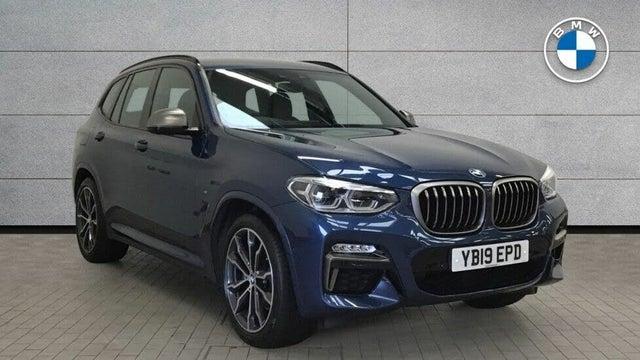 2019 BMW X3 3.0 M40i (354bhp) (19 reg)