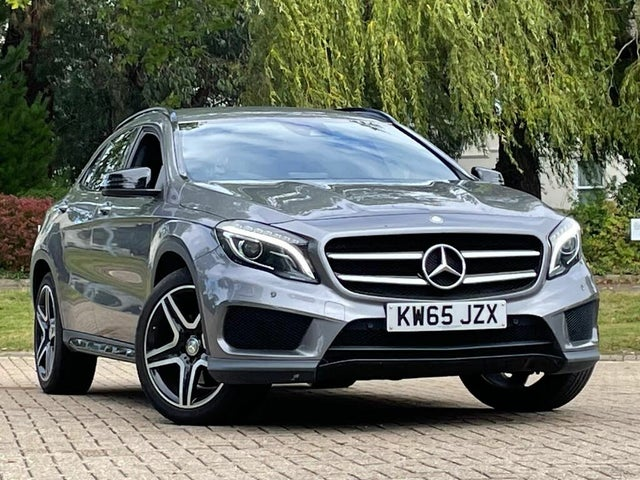 2016 Mercedes-Benz GLA-Class 2.1d GLA 220d AMG Line (Premium)(s/s) 7G-DCT (65 reg)