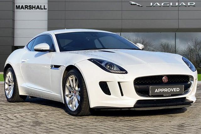2016 Jaguar F-TYPE 3.0 V6 S/C Coupe Auto (66 reg)