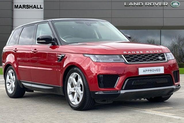 2018 Land Rover Range Rover Sport 3.0 SD V6 HSE SD V6 4X4 (18 reg)