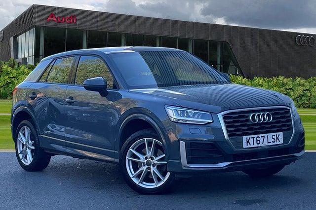 2018 Audi Q2 1.4 TFSI S-Line (67 reg)