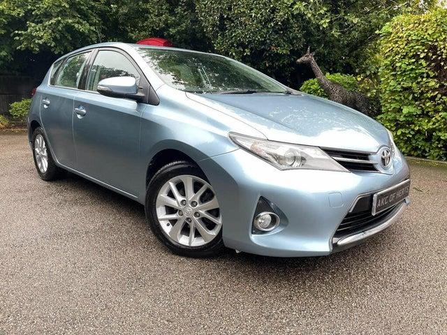 2014 Toyota Auris 1.6 Icon Hatchback (64 reg)