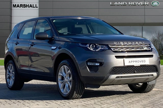 2017 Land Rover Discovery Sport 2.0Td4 HSE (182ps) SUV Auto (67 reg)