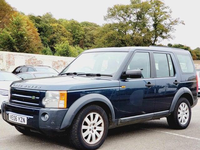 2006 Land Rover Discovery 3 2.7TD SE auto (06 reg)