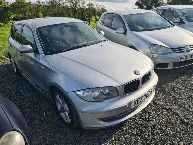 2009 BMW 1 Series 1.6 116i SE (Dynamic pk) 5d (Z7 reg)
