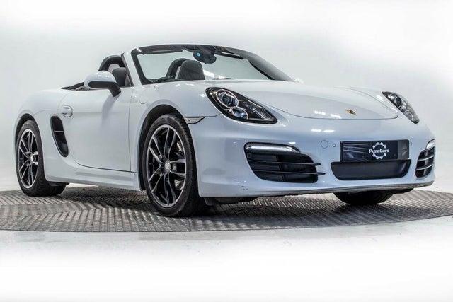 2015 Porsche Boxster 2.7 (15 reg)