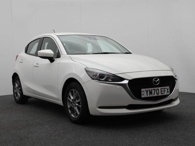 2021 Mazda Mazda2 1.5 SKYACTIV-G SE-L (Nav) (70 reg)
