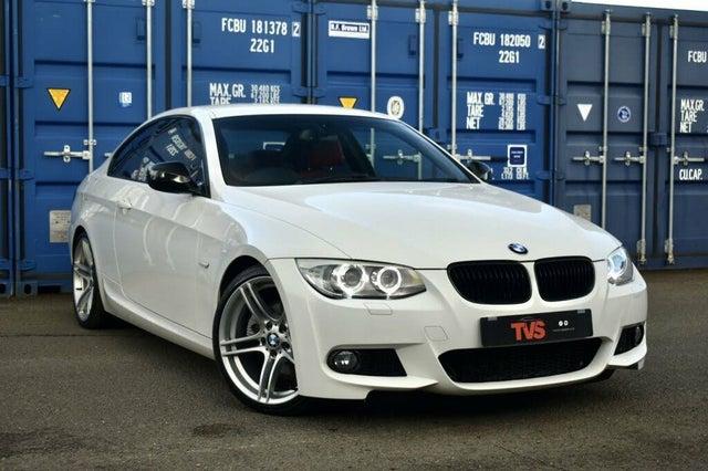 2012 BMW 3 Series 3.0TD 325d Sport Plus Coupe auto (12 reg)