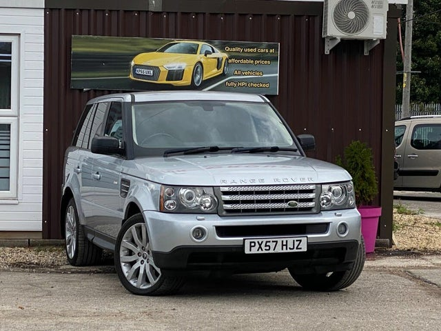 2008 Land Rover Range Rover Sport 3.6TD HSE (57 reg)