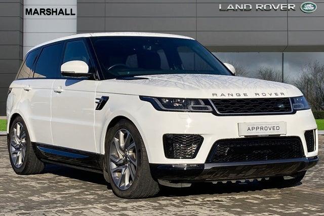 2019 Land Rover Range Rover Sport (19 reg)