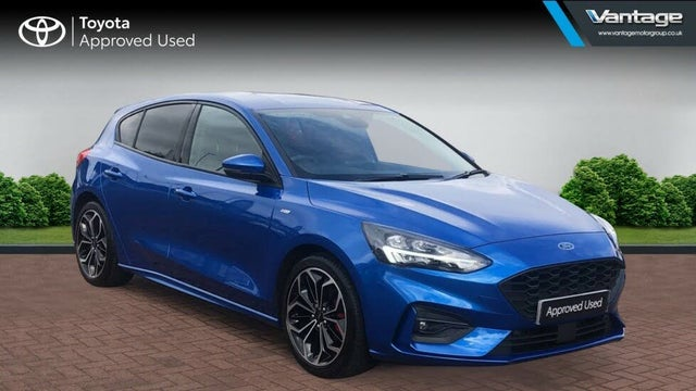 2020 Ford Focus 1.0T ST-Line X Edition (155ps) Hybrid (mHEV) Hatchback (70 reg)