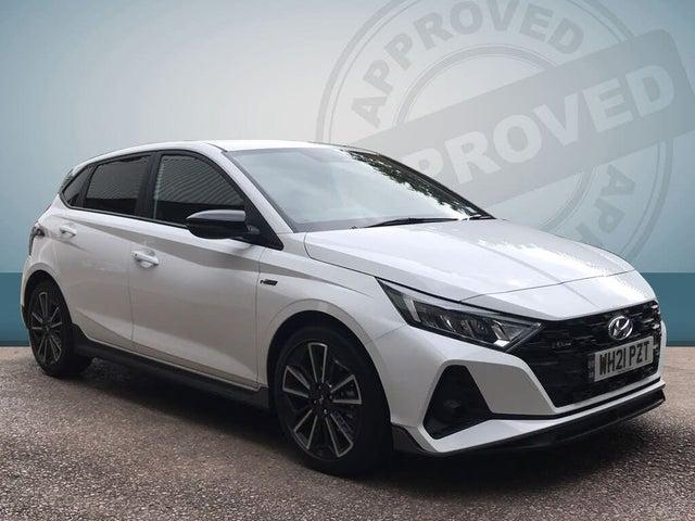2021 Hyundai i20 (21 reg)
